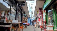 Pierrepont Arcade, Camden Passage