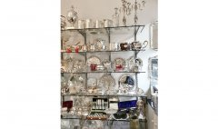 Honey Tilley Antique Silver Plate, 4-5 Pierrepont Arcade, Islington, London N1 8EF. T: 020 7359 4127. M: 07775 676917