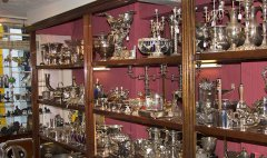 Piers Rankin Antique Silver, Camden Passage