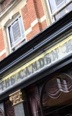 The Camden Head, Camden Passage, Islington