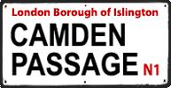 Camden Passage, Islington