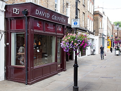 David Griffith Antiques
